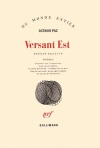 Versant Est et autres poèmes