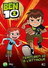Ben 10 classic - tome 03 : Team Ben 10 à l'attaque (3) [Poche]