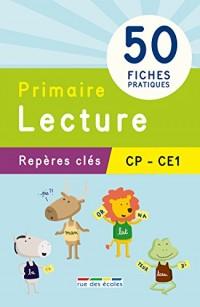 Repères clés : Primaire Lecture (CP, CE1)