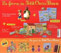 Les Kits d'Api : La Ferme de Petit Ours Brun