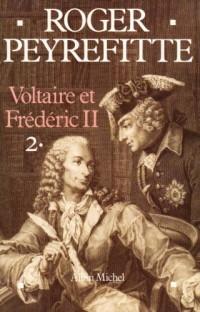 Voltaire et Frédéric II