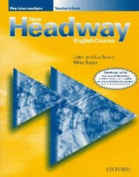 New Headway English Course Pre-intermediate (Teacher's Book)