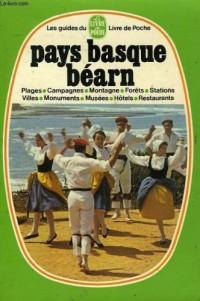 Les guides du livre de poche - pays basque bearn