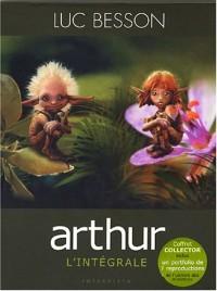 Coffret Arthur et les Minimoys, tomes 1 et 2