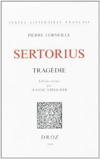 Sertorius : Tragedie