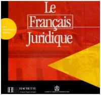 Le français juridique - CD audio