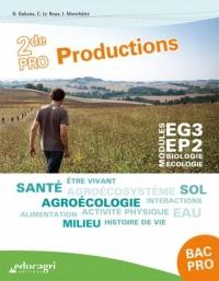 Modules EG3-EP2 Biologie-écologie 2de Pro Productions