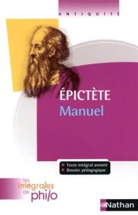 Epitècte : Manuel