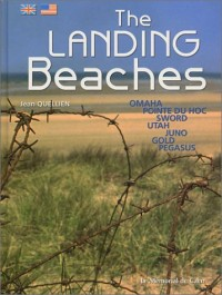 The landing beaches