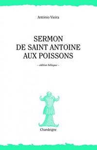 Sermon de Saint Antoine aux poissons : Edition bilingue français-portugais