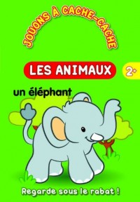 Les animaux : Un éléphant