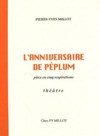 L'anniversaire de Péplum