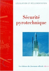Securite pyrotechnique