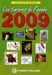 Catalogue de timbres-poste : Nouveautés mondiales de l'année 2009