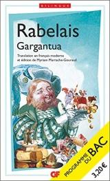 Gargantua: Édition bilingue