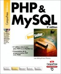 PHP et MySQL (CD-Rom inclus)