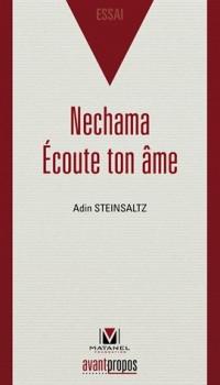 Néchama : Ecoute ton âme