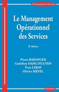 Management Operationnel des Services, 2e ed. (le)