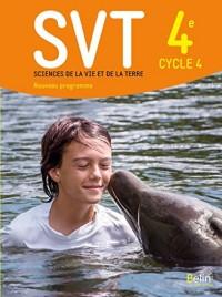 SVT 4ème livre de l'élève
