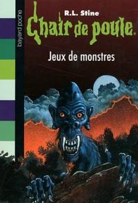 Jeux de Monstres - N36 - Ed2011