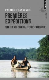 Premières expéditions - Quatre du Congo / Terre farouche [Poche]