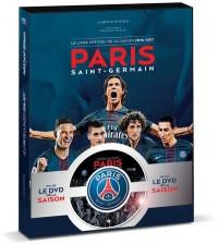 Coffret Psg Saison 2016-2017 + DVD