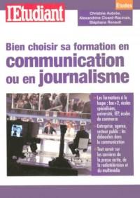 Bien choisir sa formation en communication ou en journalisme