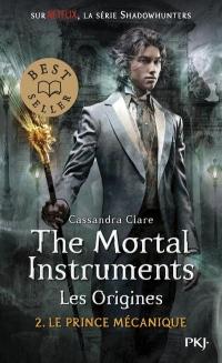 The Mortal Instruments, les origines : Le prince mécanique (2)