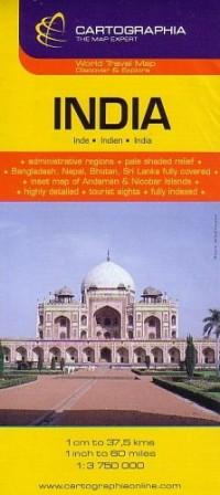 India : 1/3 750 000