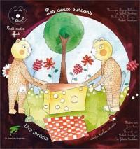 Les deux oursons - Livre + CD
