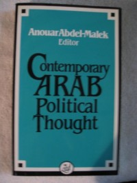 Contemporary Arab Political Thought