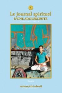 Journal spirituel d'une adolescente (le)