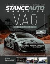 Stance Auto Magazine V.A.G. Edition