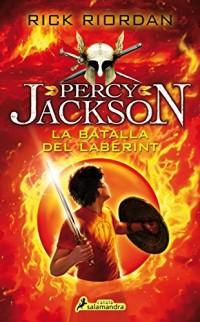 La batalla del laberint: Percy Jackson i els Déus de l'Olimp IV