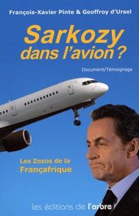 Sarkozy dans l'avion ?