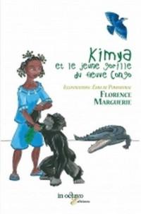 Kimya et le Jeune Gorille du Fleuve Congo