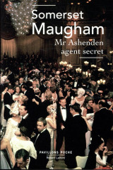 Mr Ashenden agent secret [Poche]