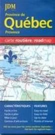 Carte routière Province de Québec