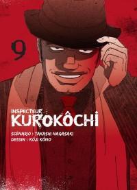 Inspecteur Kurokochi - Tome 9
