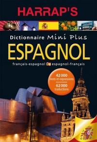 Dictionnaire Harrap's Mini Plus espagnol-français et français-espagnol