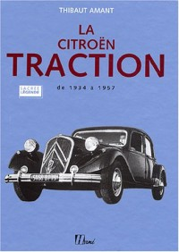 La Citroën Traction