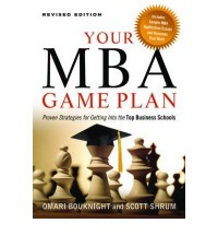 [YOUR MBA GAME PLAN] by (Author)Shrum, Scott on Oct-10-07