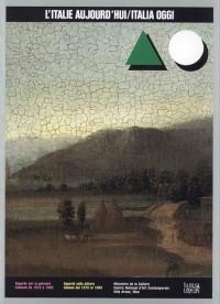 Regards sur la peinture italienne de 1970 a 1985