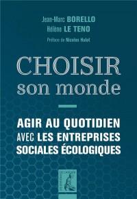 Entreprise Sociale et Ecologique