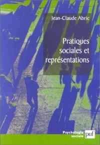 Pratiques sociales et représentations