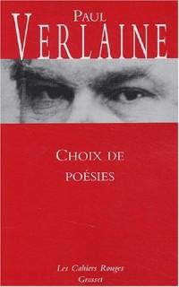 Choix de poésies