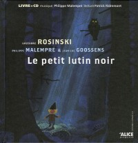 Le petit lutin noir (1CD audio)
