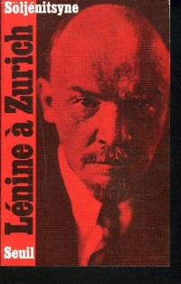 Lénine à Zürich