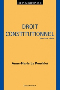 Droit Constitutionnel, 9e ed. (le)