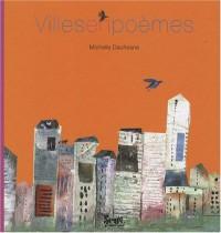 Villes en poèmes